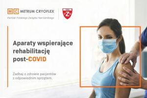 Urządzenia do rehabilitacji post-COVID